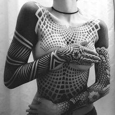 Black and white tattoos Tattoo Girls, Girl Tattoos, Tattoos For Women, Tatoos, Tattooed Women, Piercings, Hot Tattoos, Body Art Tattoos, Ancient Art Tattoo