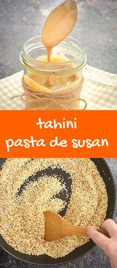 Yami Yami, Ethnic Food, Tahini, Hummus, Cereal, Pasta, Breakfast, Ethnic Recipes, Morning Coffee