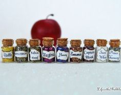 Once Upon a Time Miniature Bottles of Character Magic 17