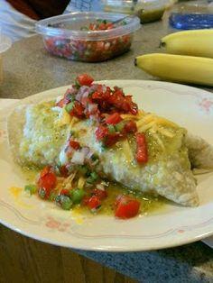 WE EAT: Cafe Rio-Style Burritos