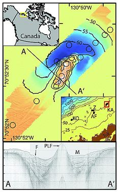 Origin of pingo-like features on the Beaufort Sea shelf and their possible relationship to decomposing methane gas hydrates - Paull - 2007 - Geophysical Research Letters - Wiley Online Library
