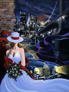 victor ostrovsky art | METAPHORS OF ESPIONAGE. Victor John Ostrovsky is an author, artist ...