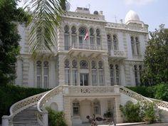 Nicolas Sursock Museum in Beirut