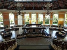 Lobby of the Majestic Elegance, Punta Cana, Dominican Republic