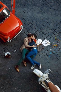 """COMING OUT"" ROMA by Alessandro Polia, via Behance, thats beautiful"