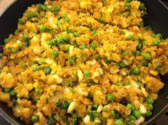 Curry Recipes, Raw Food Recipes, Veggie Recipes, Indian Food Recipes, Asian Recipes, Appetizer Recipes, Vegetarian Recipes, Dinner Recipes, Cooking Recipes