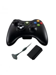 Pad Microsoft Xbox 360 Flip Dpad + Play & Charge