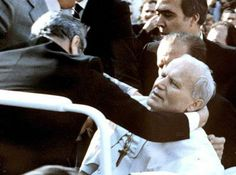 Pope John Paul II Shot | The Attempted Assassination of Pope John Paul II