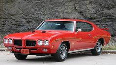 1970 Pontiac GTO Judge 400/366 HP, Automatic presented as lot F139 at Indianapolis, IN 2015 - image1