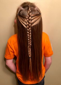 Another beautiful style!✨ | Braided Hair #Braids