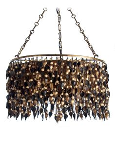 Arterlors Home Leaves and Seeds 6L Pendant