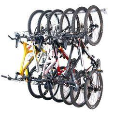 Monkey Bars Bike Storage Rack, Stores 6 Bikes Monkey Bars http://www.amazon.com/dp/B0044C1MW0/ref=cm_sw_r_pi_dp_R7aIwb1Z4Z7GT