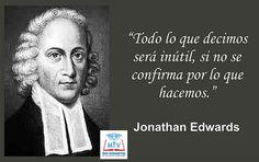 frases de jonathan edwards español - Buscar con Google