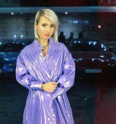 Pvc Raincoat, Plastic Raincoat, Plastic Mac, Rain Gear, Pvc Vinyl, Catsuit, Rain Jacket, Hair Beauty, Leather Jacket
