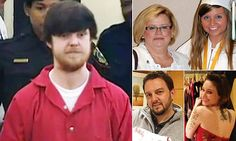 'You're not getting out of jail today!' Judge orders Affluenza teen Ethan Couch, who killed four in drunk car crash, stay in jail for TWO YEARS | Daily Mail Online