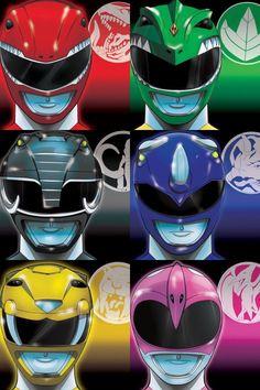 Power Rangers Fan Art, Power Rangers Zeo, Rangers Team, Mighty Morphin Power Rangers, Power Ranger Party, Power Ranger Birthday, Kamen Rider, Jesus Reyes, Power Rengers