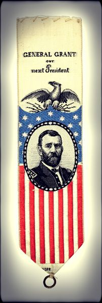 Elected in 1868 and again in 1872, Grant, the former Union Army commander during the Civil War, was the first president to be elected after slavery was outlawed in the United States.