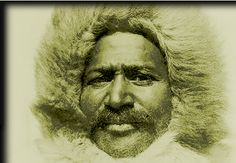 Matthew Henson was the first person, let alone American, to set foot on the Earth's North Pole. Furthermore, he led most of the way from base camp to the Pole and the very expedition¹s success was in great measure due to his abilities. Black Like Me, Black Is Beautiful, Black History Facts, Black History Month, Matthew Henson, Recorded History, Exploration, People Of Interest, Culture