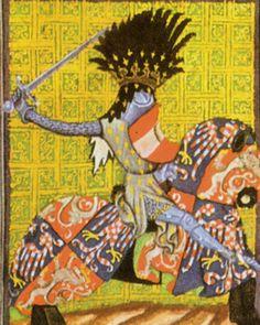 Česky: Přemysl Otakar II. English: Ottokar II Premysl  Codex Gelhausen