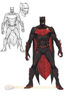 Justice League 3000 Batman