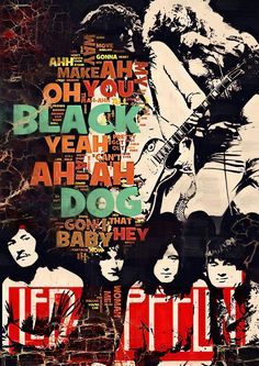 Black Dog. Led Zeppelin 1971