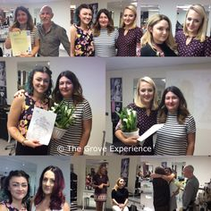 Congratulations to Anete and Remy on their graduation! All your hard work has paid off and we look forward to seeing you grow as amazing hairdressers!  www.experienceeduction.academy