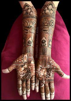Mehndi Designs Bridal Hands, Kashee's Mehndi Designs, Wedding Henna Designs, Indian Henna Designs, Engagement Mehndi Designs, Mehndi Design Pictures, Mehndi Desighn, Mehendhi Designs, Stylish Mehndi