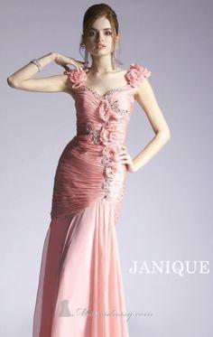 Janique 7001 Dress - MissesDressy.com