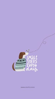 Positive Wallpapers, Simple Wallpapers, Pretty Wallpapers, Purple Wallpaper Iphone, Kawaii Wallpaper, Disney Wallpaper, Quote Backgrounds, Cute Wallpaper Backgrounds, Cute Cartoon Wallpapers