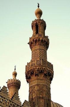 Al-Azhar Mosque.