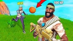 fc0105b912f 1000 IQ BASKETBALL SHOT FAILS   Epic Wins!  11 (Fortnite Battle Royale Funny  Moments)