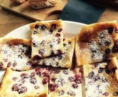 Rezept Variation von Finnischer Ofenpfannkuchen - mit Sauerkirschen von Schwänchen78 - Rezept der Kategorie Grundrezepte