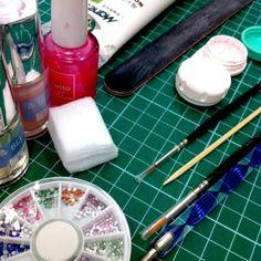 Nail art tools <3