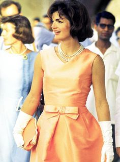 Timeless Jackie Kennedy,1962