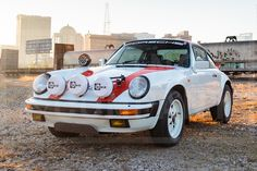 This 1984 Porsche 911 Carrera Safari is Ready for the Hunt | Man of Many