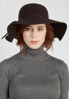 Chapeau Road Show Hat in Mocha