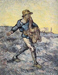 ST REMY INTERPRETATIONS HOSPICE NUIT Vincent van Gogh