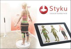 #Styku, el escáner corporal 3D para gimnasios y centros de nutrición de Rocfit.