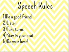 Let's Talk Speech Therapy: Speech Rules and Grown Up S-es!