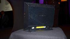 Netgear D6200 WiFi DSL Modem Router