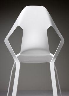 New Amsterdam Chair by UNStudio for Wilde + Spieth