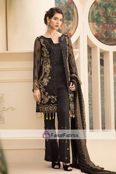 Jazmin Zellige B Moroccan Dusk 2017 Price in Pakistan famous brand online shopping, luxury embroidered suit now in buy online & shipping wide nation. Pakistani Fashion Party Wear, Pakistani Formal Dresses, Pakistani Couture, Pakistani Bridal Wear, Pakistani Outfits, Indian Outfits, Indian Fashion, Wedding Dresses For Girls, Party Wear Dresses