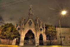 Panteón (Cemetery) Monterrey, Nuevo Leon, México
