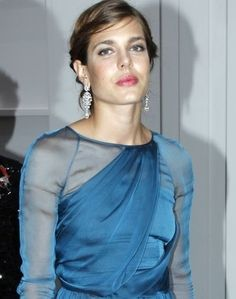 Babette's : Charlotte Casiraghi: Elegant (Engaged and Expecting)