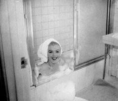 """infinitemarilynmonroe: """"""""Marilyn Monroe photographed by Andre de Dienes, 1952. """" """""""