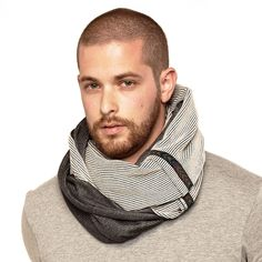 Yolo Infinity Scarf - man is not so bad either. Yolo, Muslim Fashion, Mens Fashion, Middle Eastern Clothing, Muslim Men, Hair And Beard Styles, Well Dressed Men, Scarf Styles, Types Of Fashion Styles