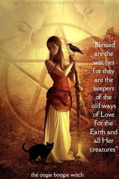 """Blessed Are The Witches…….""""The Witch exactly bless it be Wiccan Witch, Wicca Witchcraft, Beltane, Witch Quotes, Hedge Witch, Witch Spell, White Witch, Book Of Shadows, Coven"""
