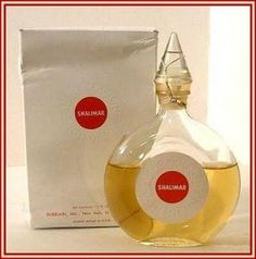 Shalimar Eau De Cologne by Guerlain - Vintage Glass Top - 177 ml 6 oz by norabrabham <BR> This is like the bottle my grandmother had. This would make a wonderful Birthday present along with some Shalimar I can actually use ;)