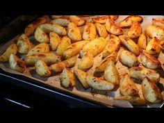 Ziemniaki z piekarnika pychota do obiadu prosty przepis minimum tłuszczu - YouTube Shrimp, Food Porn, Meat, Recipes, Polish, Youtube, Blog, Vegetables, Chef Recipes
