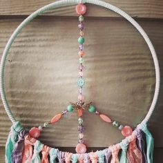 Dragonfly Decor, Hippy Gifts, Remembrance Gifts, Boho Wall Hanging, Candlemaking, Dream Catcher Boho, Beaded Flowers, Crafts To Make, Etsy Seller